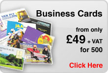 Business Card Printing in Belfast